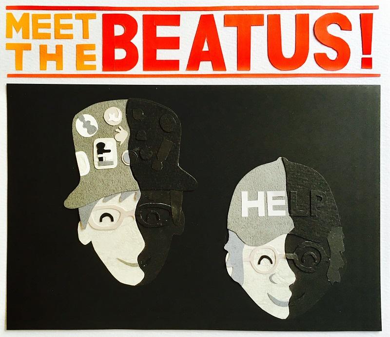 サイン入り!【THE BEATUS!/勝誠二・成相博之/CD】MEET THE BEATUS!※ネコポス可