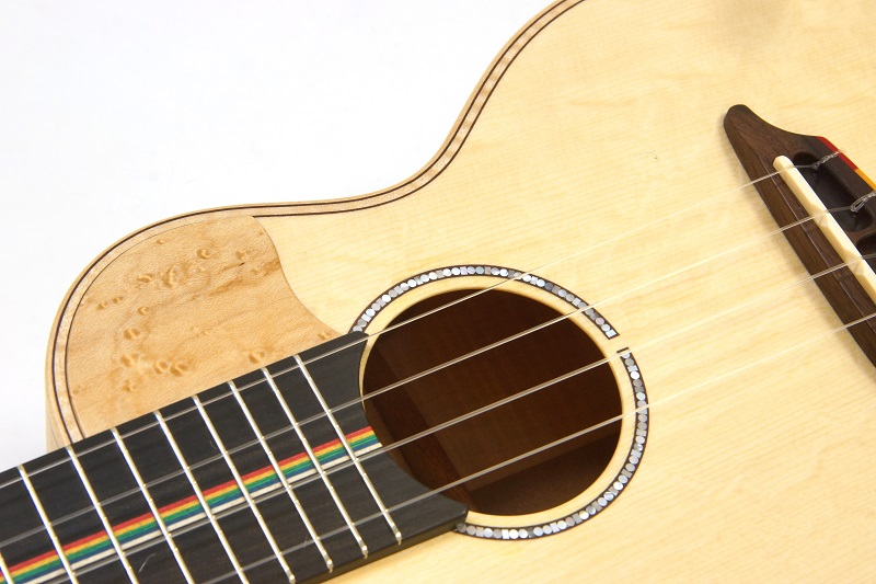 【TODA Guitars】VC-100th special No.520 コンサートサイズ