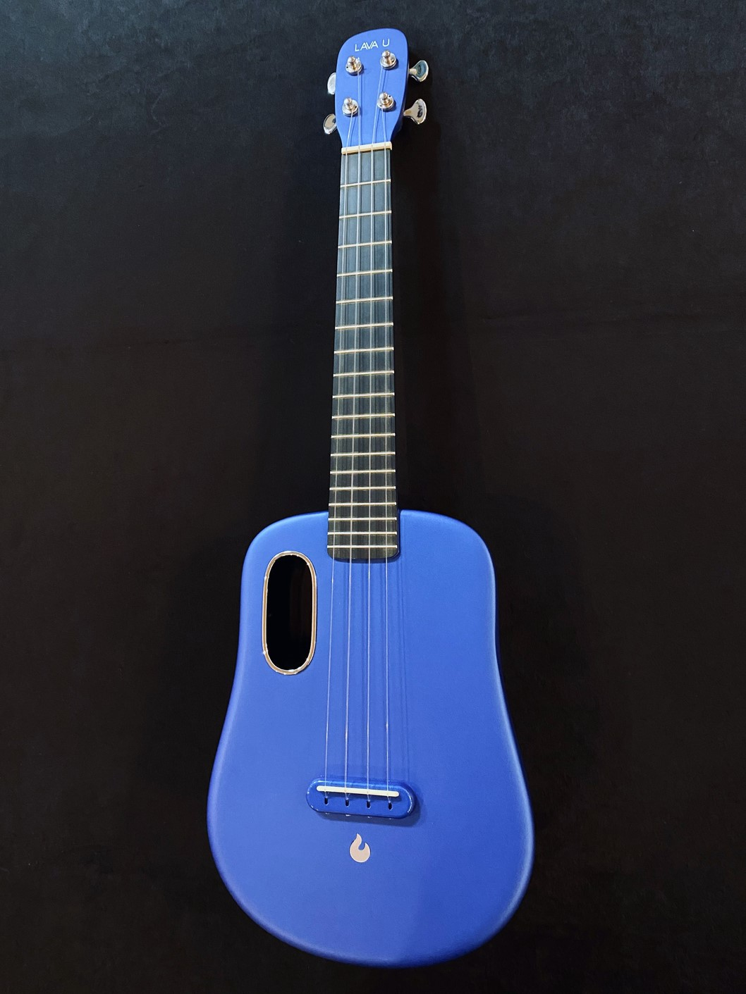 "【LAVA MUSIC】26""LAVA U ACOUSTIC/Sparkle Blue テナーサイズ"