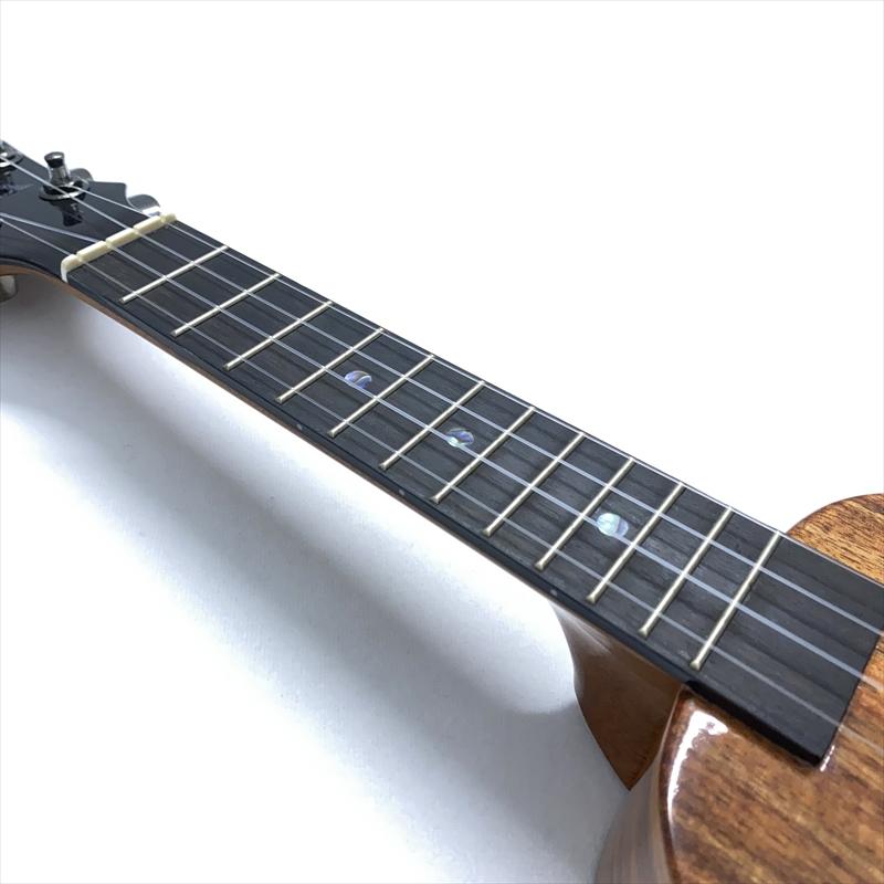 【KoAloha】KSM-25 Silver Soprano Anniversary Model #172 ソプラノサイズ