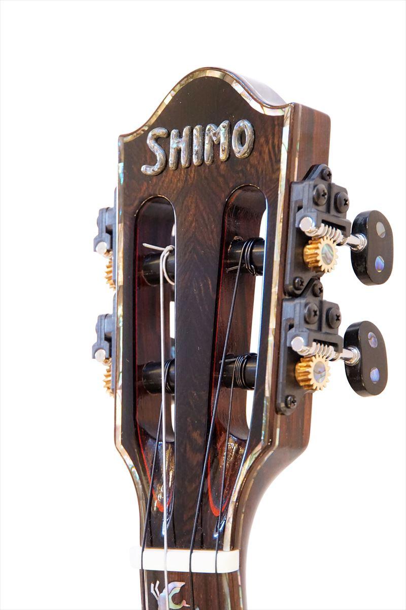 【SHIMO GUITARS】 TAKARAZUKUSHI #808 テナーサイズ