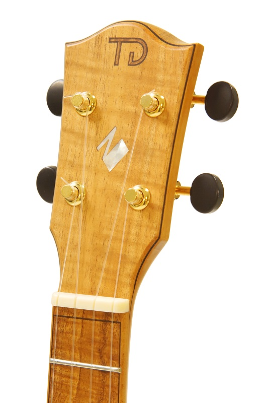 【TODA Guitars】VT-CW No.515 KoaSpecial100th テナーサイズ