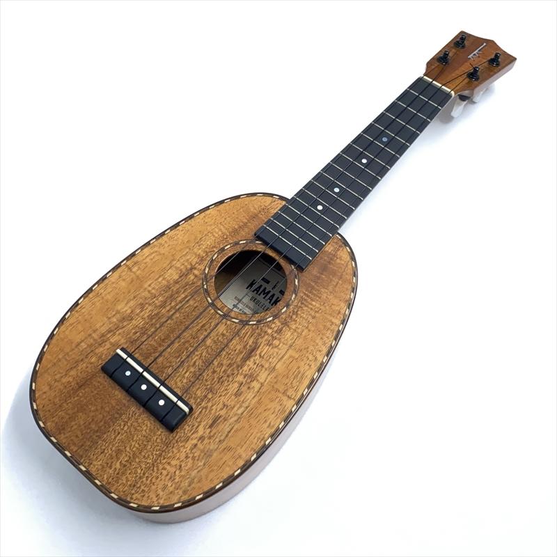 【KAMAKA】HP-1D #191154 ソプラノサイズ パイナップル