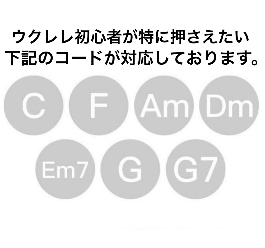 【コード弾きもらくらく♪】クリップ式オートコードアシスト