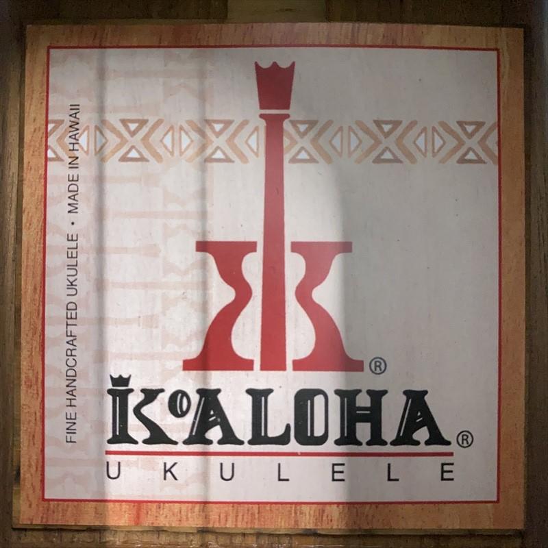 【KoAloha】KSM-00C ソプラノサイズ