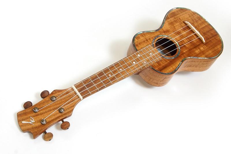 廃番【k ukulele】K-101 ソプラノサイズ