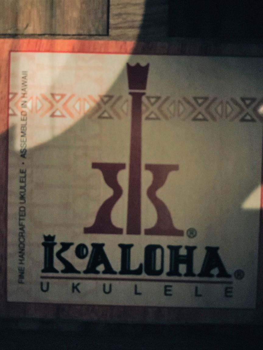 【KoAloha】KCR-10AC Rosette コンサートサイズ