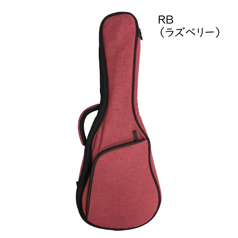 【KIWAYAオリジナル】軽量ウクレレソフトケース No.30 No.32 全3色 (2サイズ)