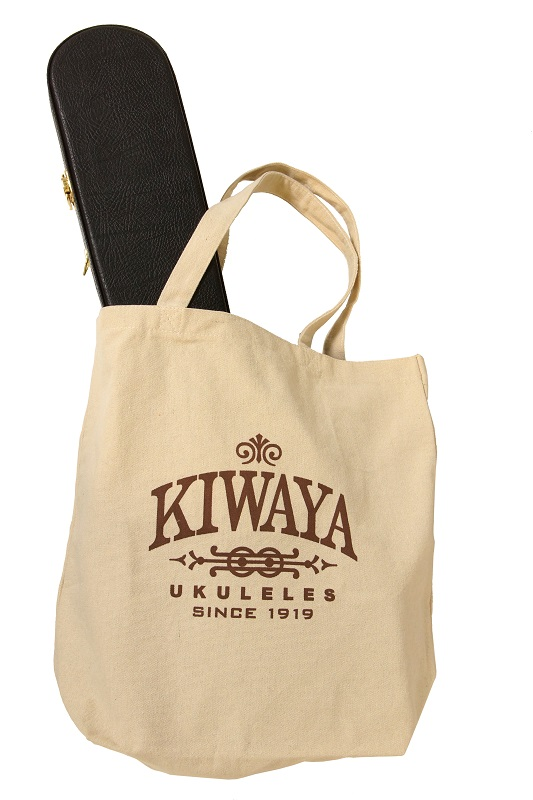 【KIWAYA】カウリパイン単板満足セット ソプラノサイズ