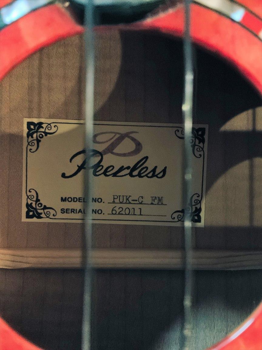 【Peerless】PUK-C FM (クリムゾンローズ) #62011 コンサートサイズ
