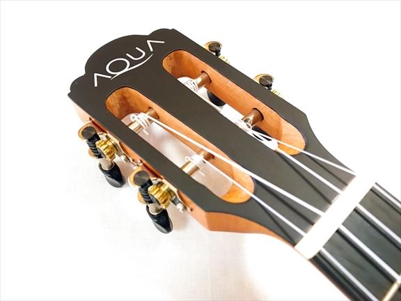 【AQUA】Classic Koa II コンサートサイズ