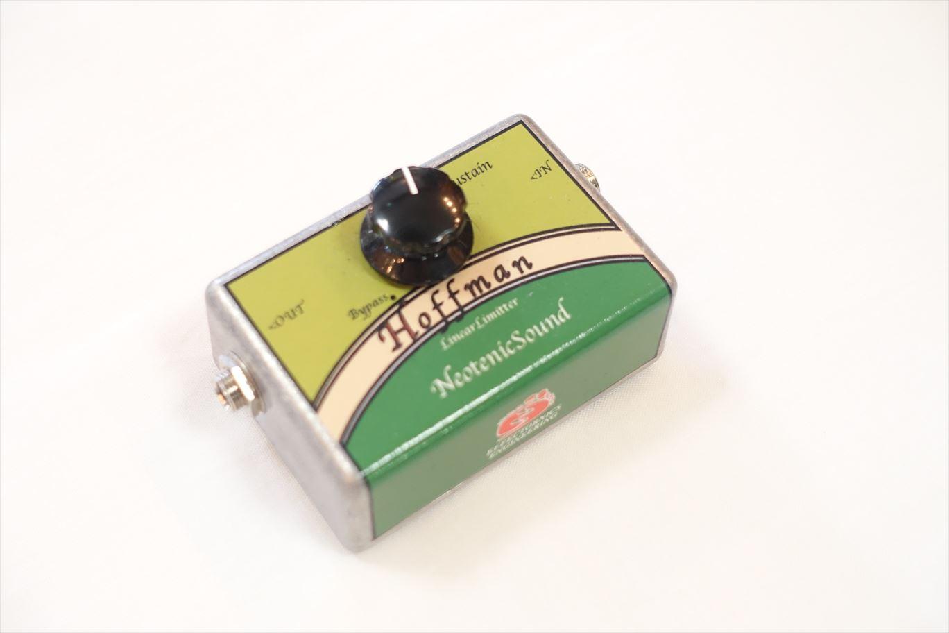 【エフェクター/コンプ/リミッター系】Neotenic Sound : Hoffman