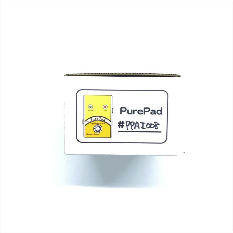 【エフェクター/バッキング・ソロ切り替えスイッチ/ピュア・パッド】Neotenic Sound : Pure Pad