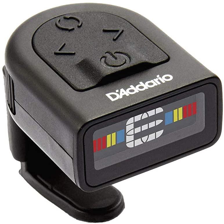 【ダダリオ/D'addario】 NS Micro Headstock Tuner マイクロチューナー