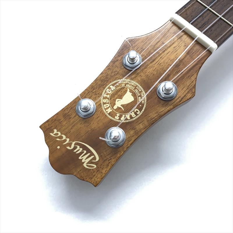 【Craft Musica】パイナップルさん ソプラノロングネック #434