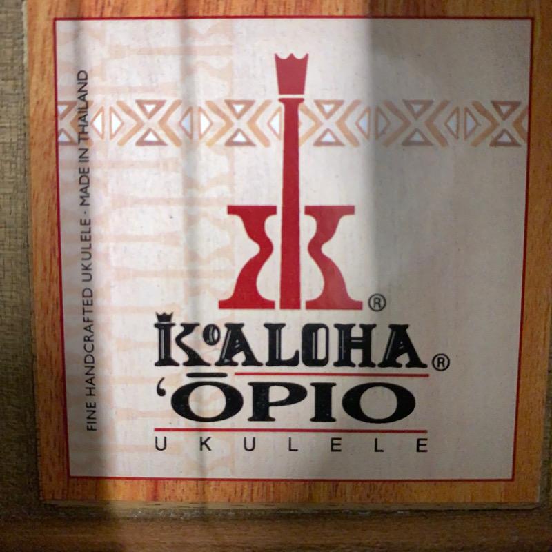 【KoAloha OPIO】KTO-10  テナーサイズ