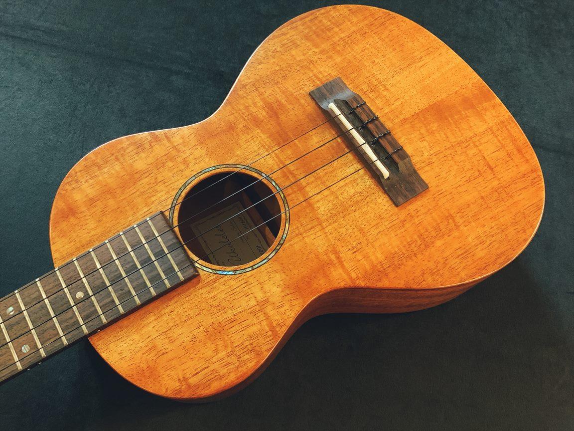 【T's ukulele】TM-200f テナーサイズ