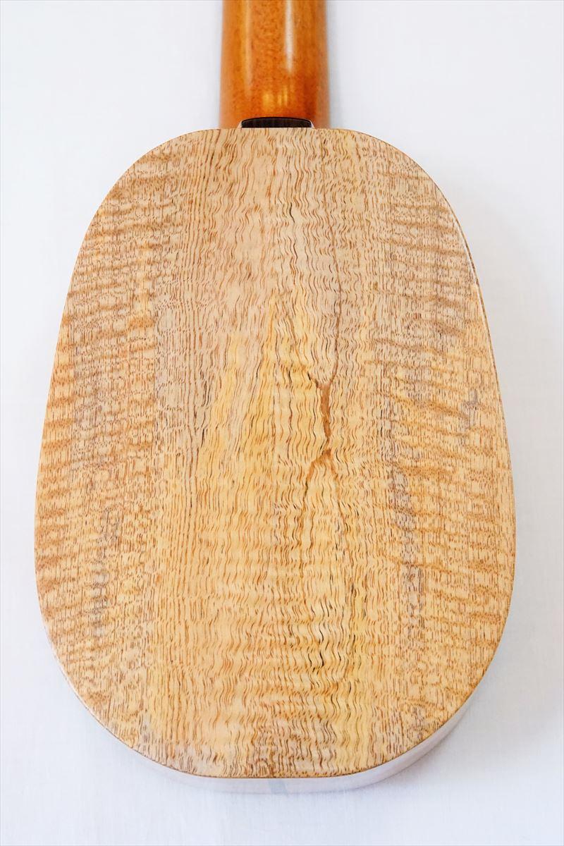 【Purity Ukulele】 パイナップル P-003 ソプラノロングネック