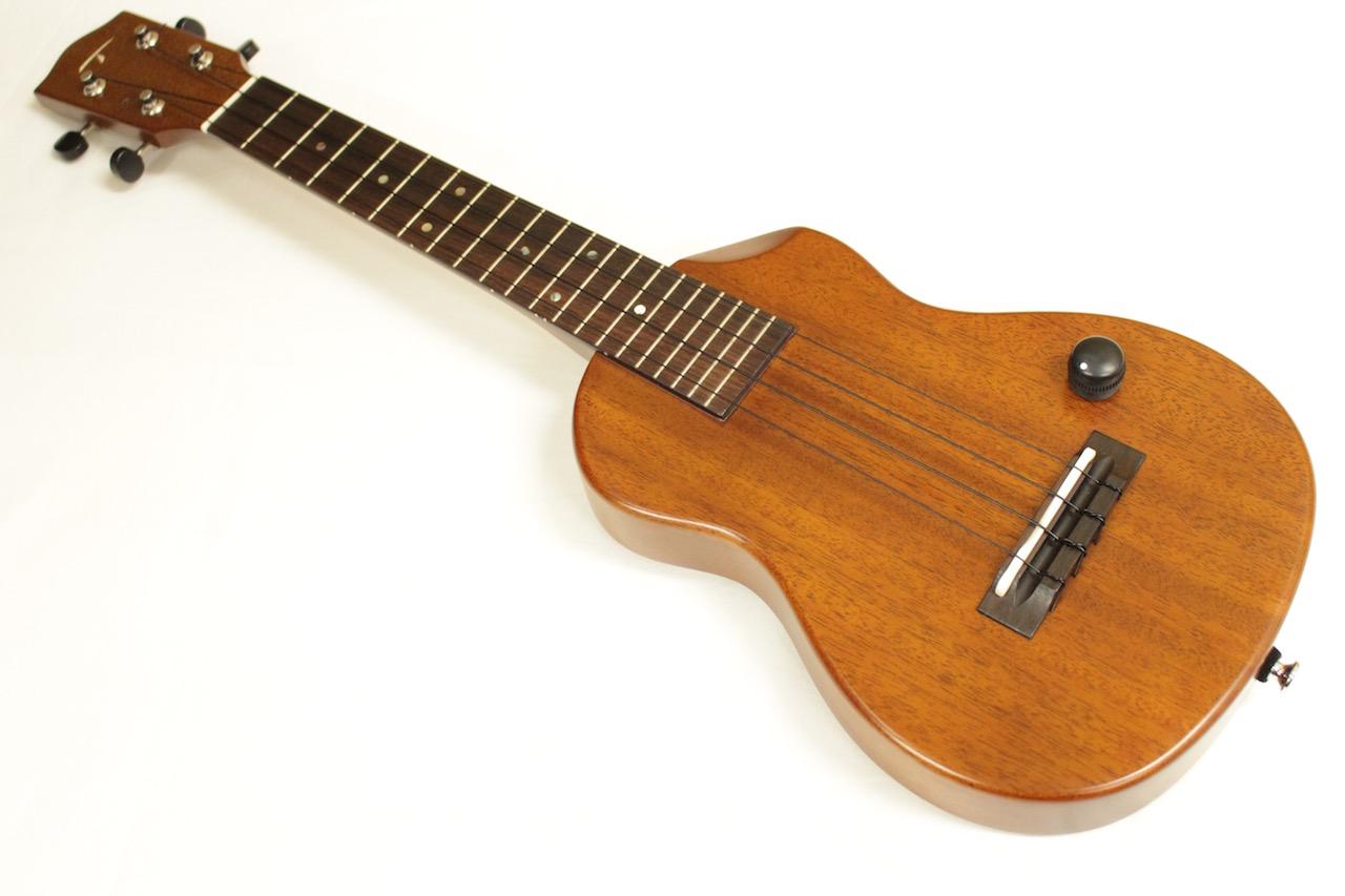 【T's Ukulele】EC-100 コンサートサイズ