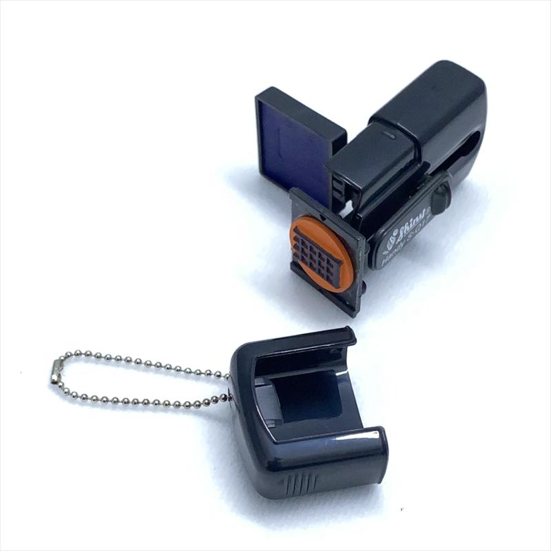 ウクレレ・携帯コードスタンプ SQ-17 ※インク補充可能 ※ネコポス対応