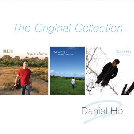 【CD/ダニエルホー/Daniel Ho】 The Original Collection  ※ネコポス対応商品