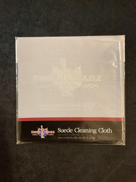 【ウクレレクロス】KAMAKA カマカ / Suede Cleaning Cloth ク※ネコポス対応商品