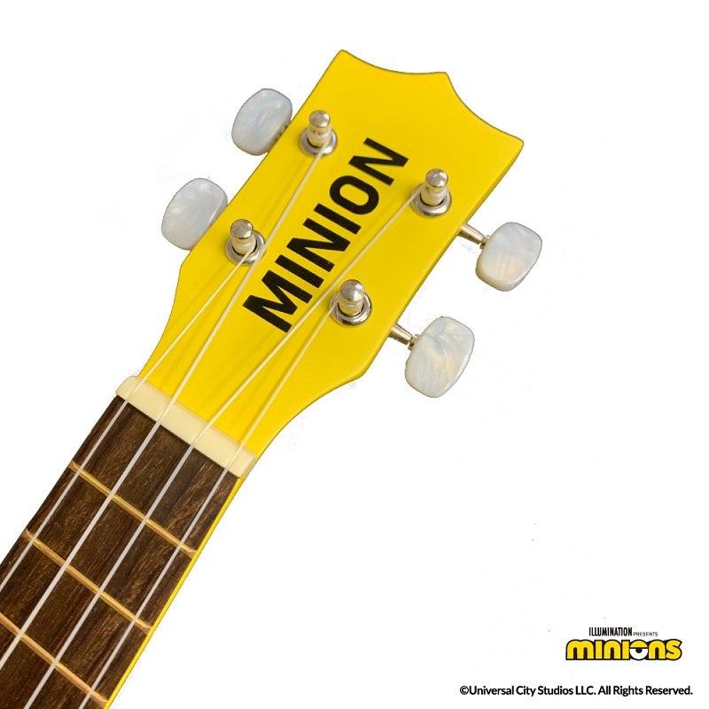 【UKULELE MINIONS】MN-10 ソプラノサイズ