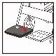 KR-13 フットレストカバー(2個組)【税込】