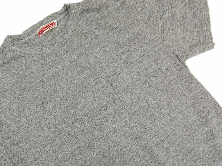 【SGT2007】 ストライクゴールド The Strike Gold オリジナル吊り編み ポケット付きTシャツ