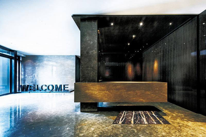 【受注生産】玄関マット オフィス用マット Office & Decor Birch / バーチ  90×180cm