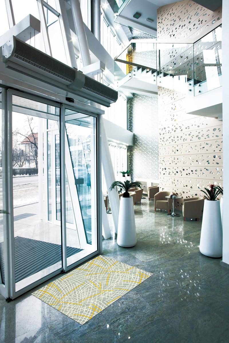 【受注生産】玄関マット オフィス用マット Office & Decor Grass Field / グラスフィールド 90×180cm