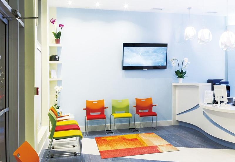 玄関マット オフィス用マット Office & Decor Sunset / サンセット 90×120cm