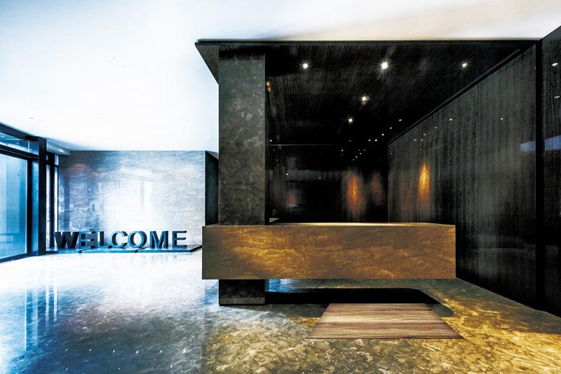 玄関マット オフィス用マット Office & Decor Grain / グレイン 120×160cm