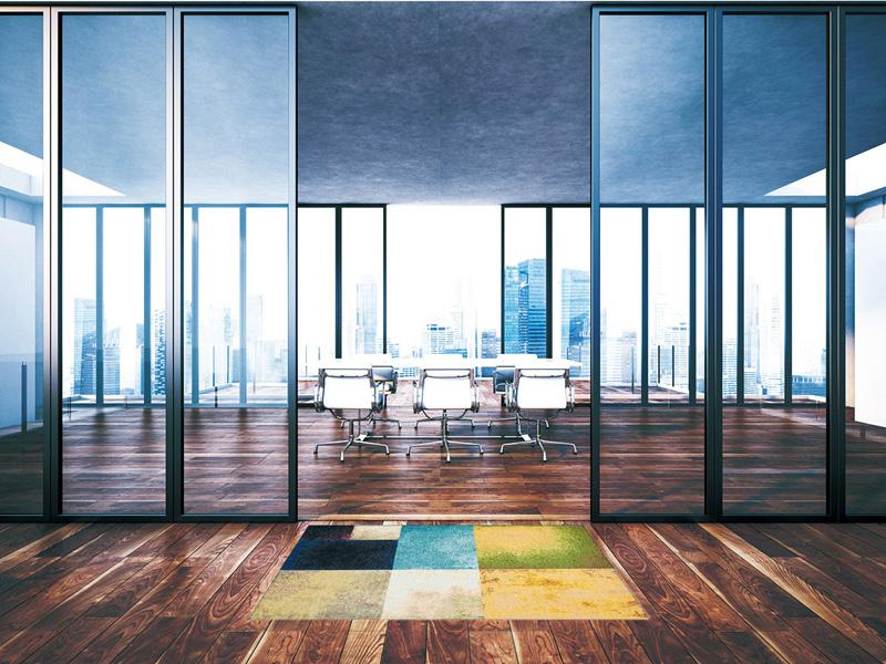 【受注生産】玄関マット オフィス用マット Office & Decor Day Dream / デイドリーム 145×200cm