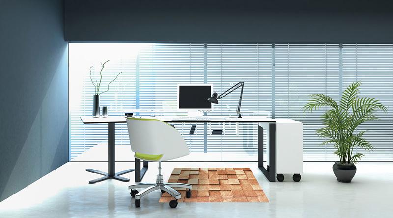 【受注生産】玄関マット オフィス用マット Office & Decor Block / ブロック 120×160cm