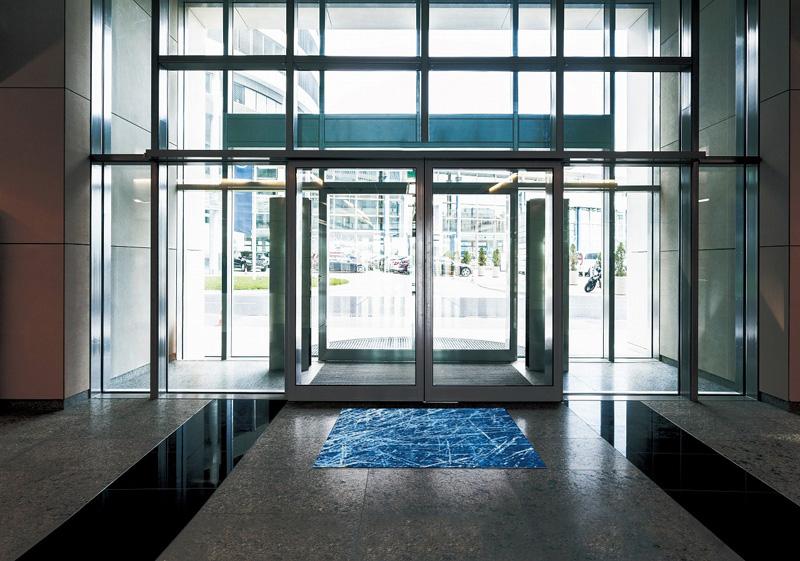 【受注生産】玄関マット オフィス用マット Office & Decor Scratch / スクラッチ 120×160cm