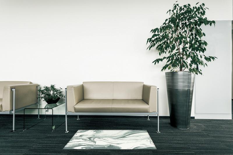 【受注生産】玄関マット オフィス用マット Office & Decor Marble / マーブル 120×160cm