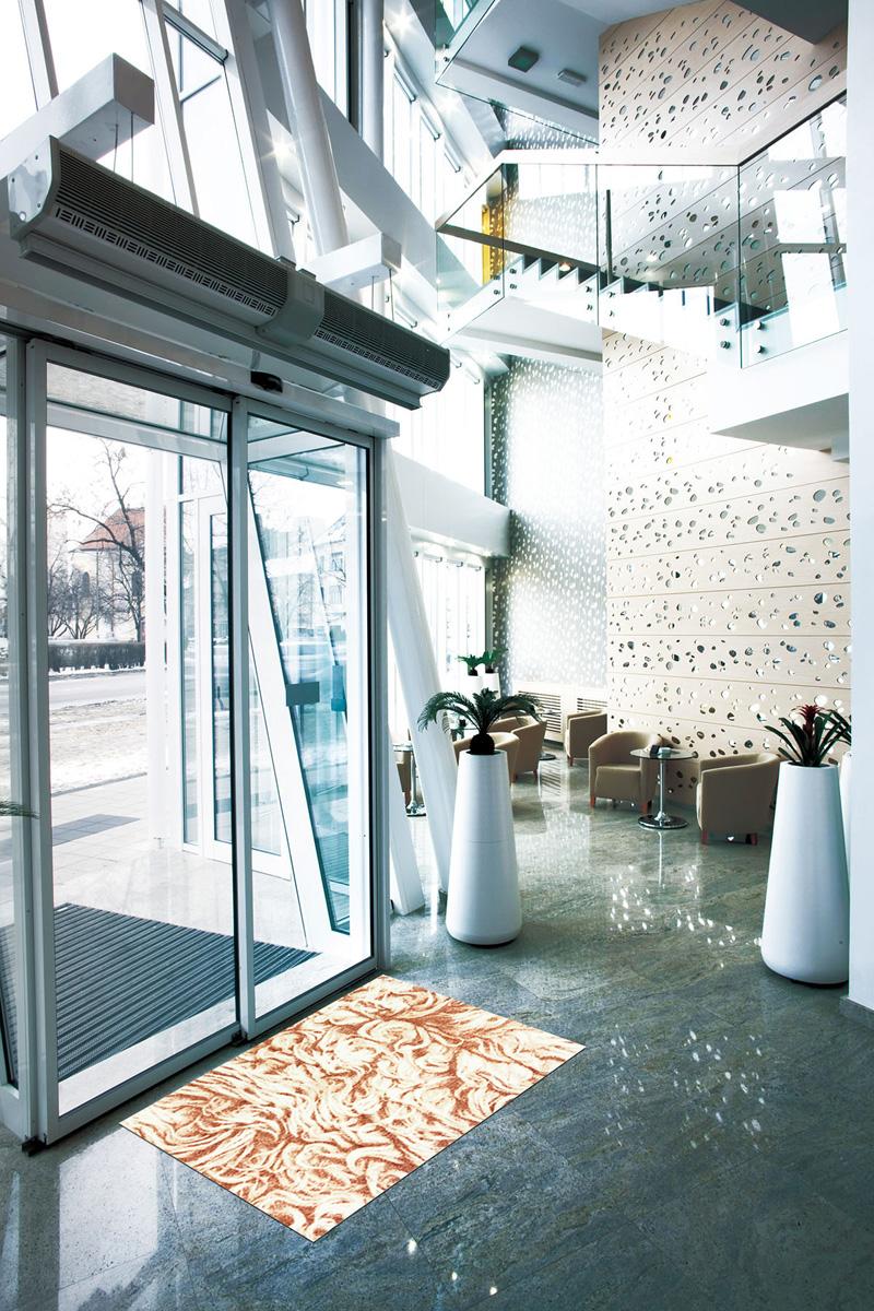 玄関マット オフィス用マット Office & Decor Swell / スウェル 120×160cm