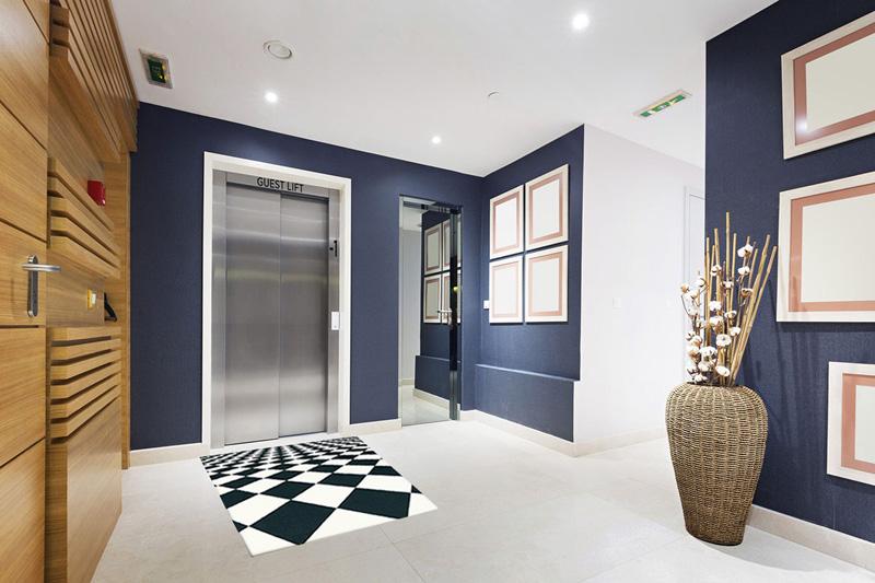 【受注生産】玄関マット オフィス用マット Office & Decor Othello / オセロ 145×200cm