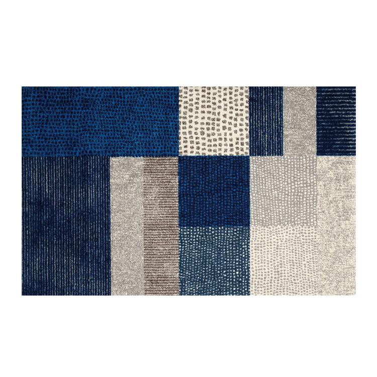 玄関マット wash+dry(ウォッシュ アンド ドライ) Lanas 75×120cm