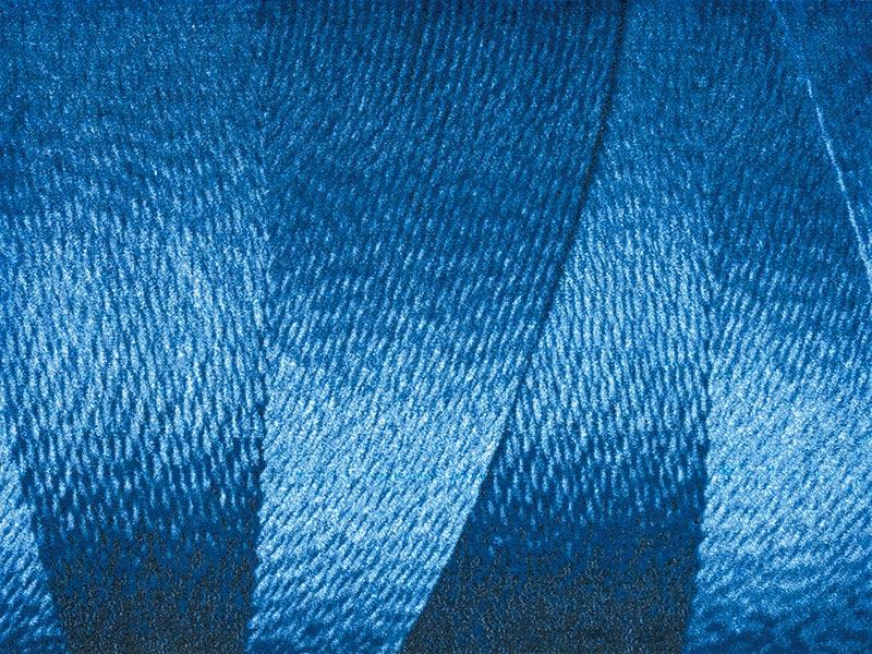 【受注生産】玄関マット オフィス用マット Office & Decor Blue Wool / ブルーウール 120×160cm