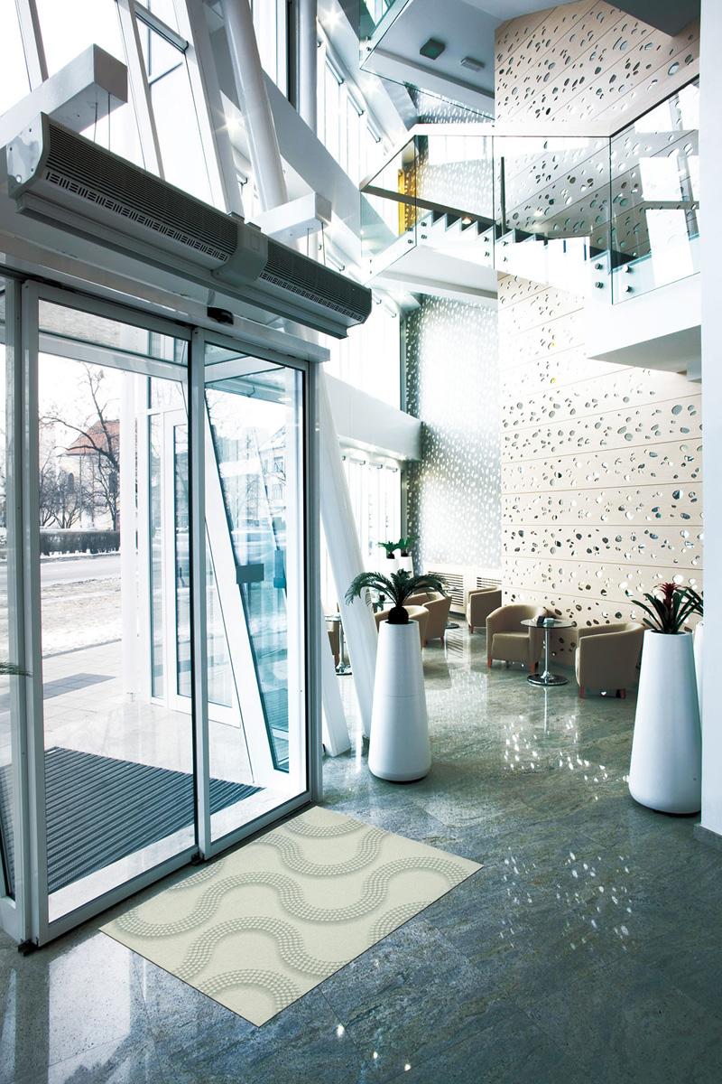 玄関マット オフィス用マット Office & Decor Twist / ツイスト 120×160cm