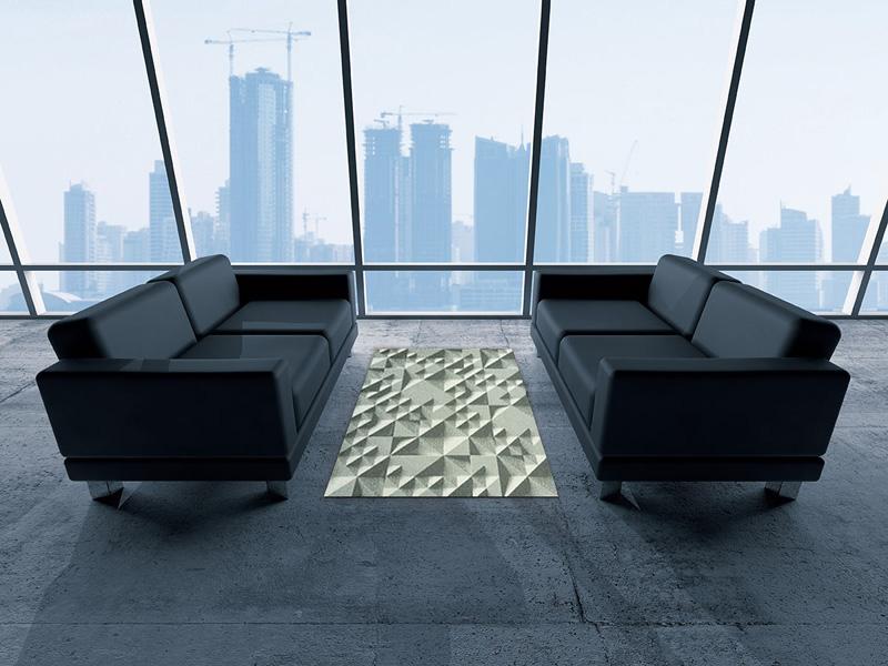 玄関マット オフィス用マット Office & Decor Wedge / ウェッジ 120×160cm