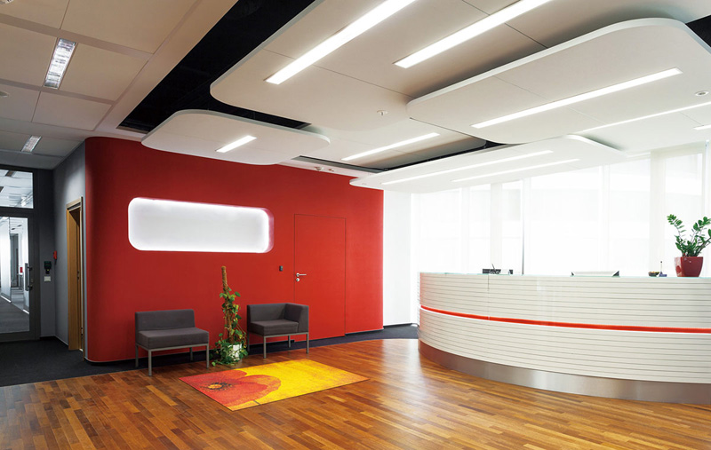 【受注生産】玄関マット オフィス用マット Office & Decor Poppy / ポピー 120×160cm