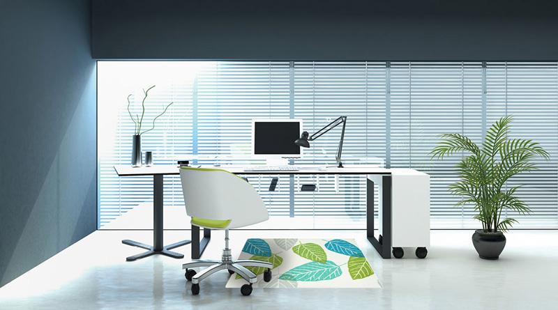 【受注生産】玄関マット オフィス用マット Office & Decor Gepresste / ゲプレステ 120×160cm