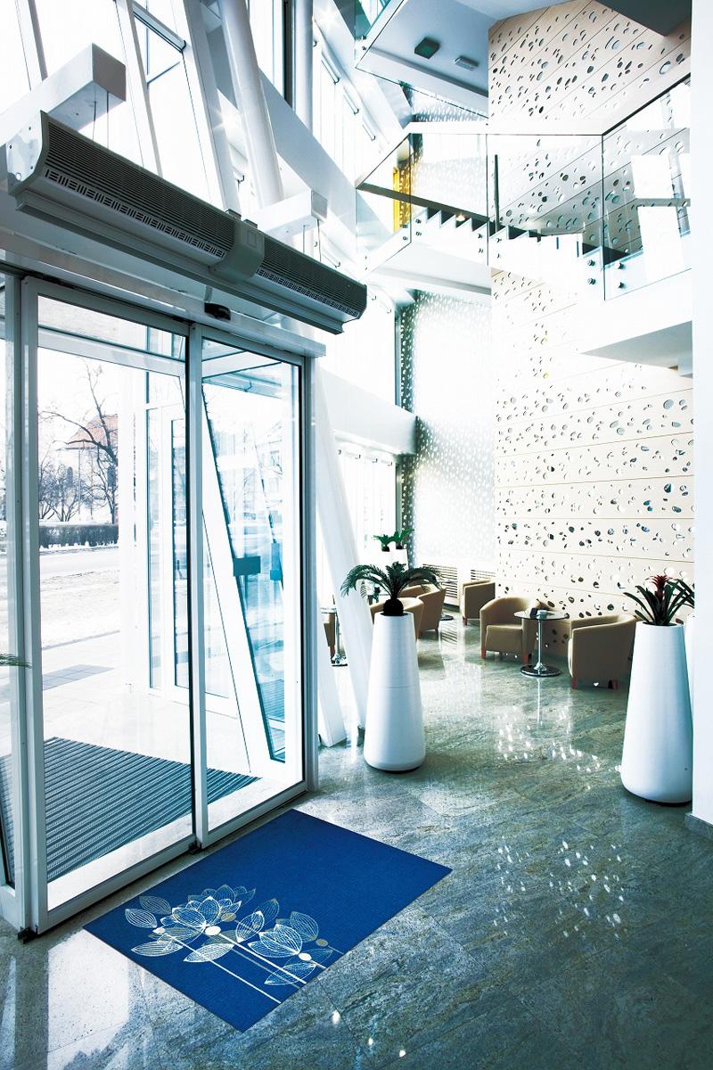 【受注生産】玄関マット オフィス用マット Office & Decor Noble / ノーブル 120×160cm