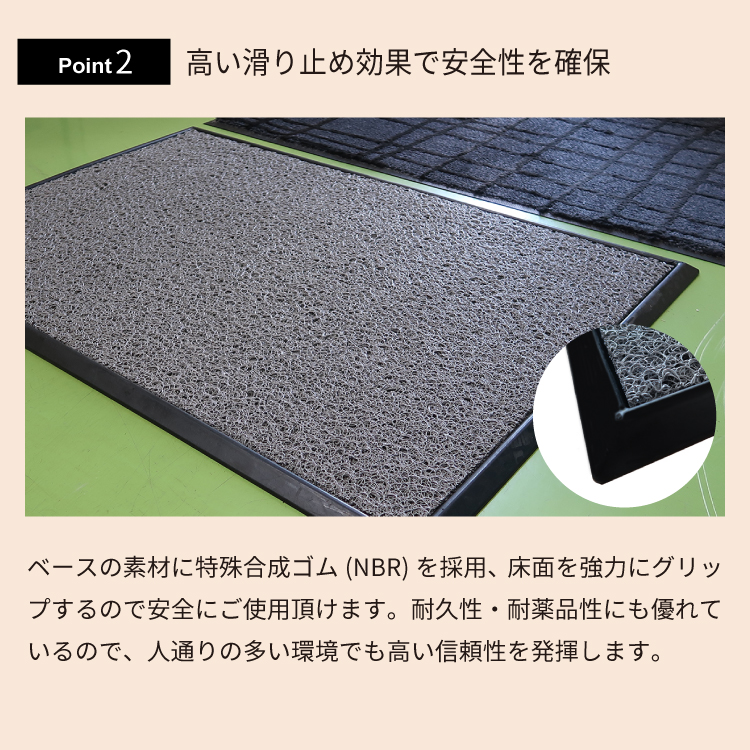 除菌マット635 x 880 mm (専用マットのみ)