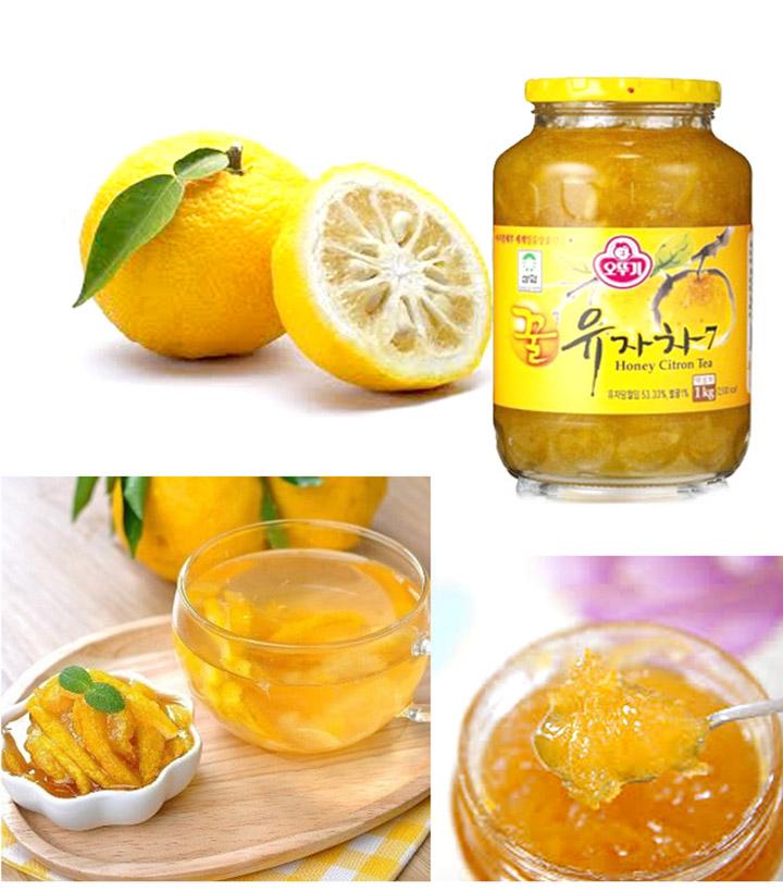 三和 蜂蜜柚子茶(1kg)x9本