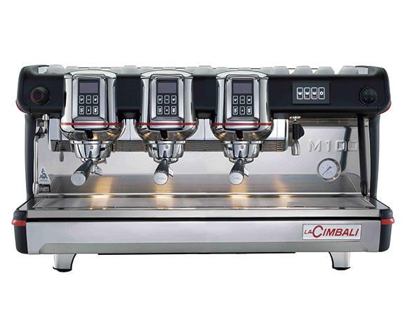 セミオートエスプレッソマシン LA CIMBALI ラ・チンバリー M100RE-DT/3GTA(TS)B