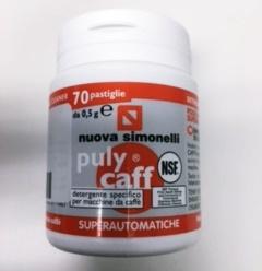 エスプレッソマシン専用洗浄剤 プーリーカフェ70錠